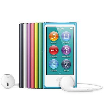 ipod nano 7g accessoires apple ipod nano 7g hoesje en. Black Bedroom Furniture Sets. Home Design Ideas
