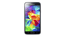 Samsung Galaxy S5 Opladers