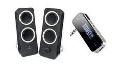 Bluetooth Speakers, FM Transmitters & Audio Accessoires