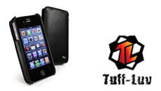 iPhone 5S Tuff-Luv Tassen