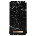 iDeal of Sweden Fashion iPhone XR Cover - Zwart Marble