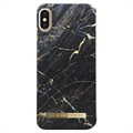 iPhone X iDeal of Sweden Fashion Cover - Port Laurent Marble