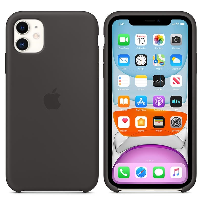 iPhone 11 Apple Siliconen Hoesje MWVU2ZM/A