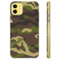 iPhone 11 TPU Case - Camouflage