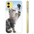 iPhone 11 TPU Case - Kat