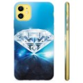 iPhone 11 TPU Case - Diamant