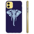 iPhone 11 TPU Case - Olifant
