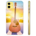 iPhone 11 TPU Case - Gitaar