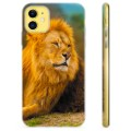 iPhone 11 TPU Case - Leeuw