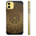 iPhone 11 TPU Case - Mandala