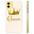 iPhone 11 TPU Case - Koningin