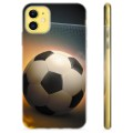 iPhone 11 TPU Case - Voetbal