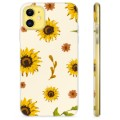 iPhone 11 TPU Case - Zonnebloem