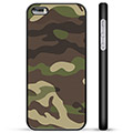 iPhone 5/5S/SE Beschermende Cover - Camouflage