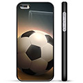iPhone 5/5S/SE Beschermende Cover - Voetbal