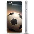 iPhone 5/5S/SE TPU Case - Voetbal