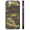 iPhone 7/8/SE (2020) Beschermende Cover - Camouflage
