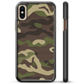 iPhone XS Max Beschermende Cover - Camouflage