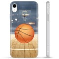 iPhone XR TPU Case - Basketbal