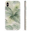 iPhone XS Max TPU Case - Tropisch
