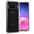 tech21 Pure Clear Samsung Galaxy S10 Cover - Doorzichtig