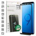 4smarts Colour Frame Samsung Galaxy S9+ Glazen Screenprotector - Zwart