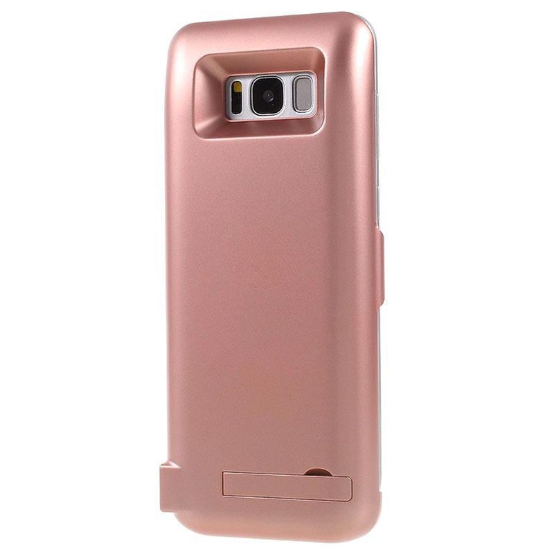 Samsung Galaxy S8+ Backup Batterij Hoesje