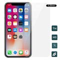 Devia iPhone X / iPhone XS Glazen Screenprotector - 9H, 0.26mm - Doorzichtig
