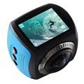 Discovery Adventures Territory 360° HD Wifi Action Camera - Zwart / Blauw
