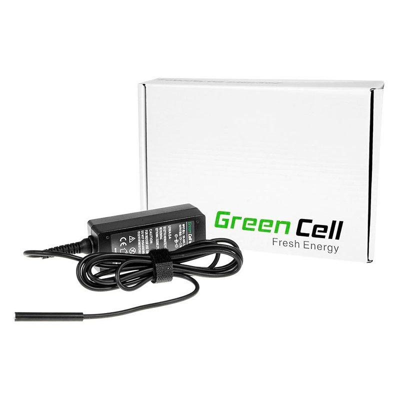 Green Cell Oplader - Microsoft Surface Pro 3, Pro 4 - 36W