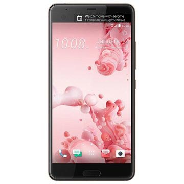 HTC U Ultra - 64GB - Cosmetic Pink