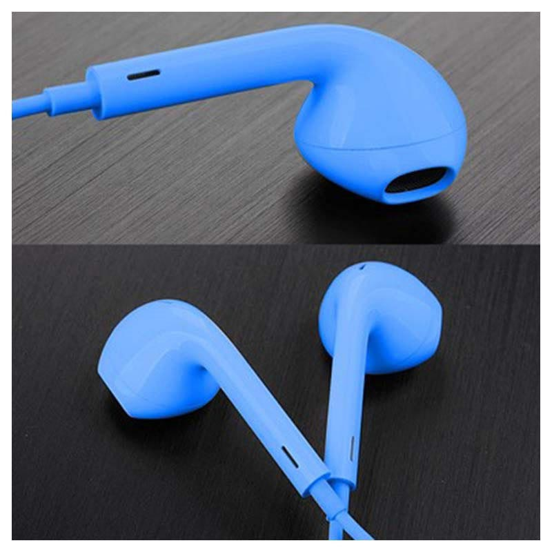 In-ear Koptelefoon - iPhone, iPad, iPod - Blauw