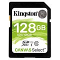 Kingston Canvas Select UHS-I SDXC Geheugenkaart SDS/128GB