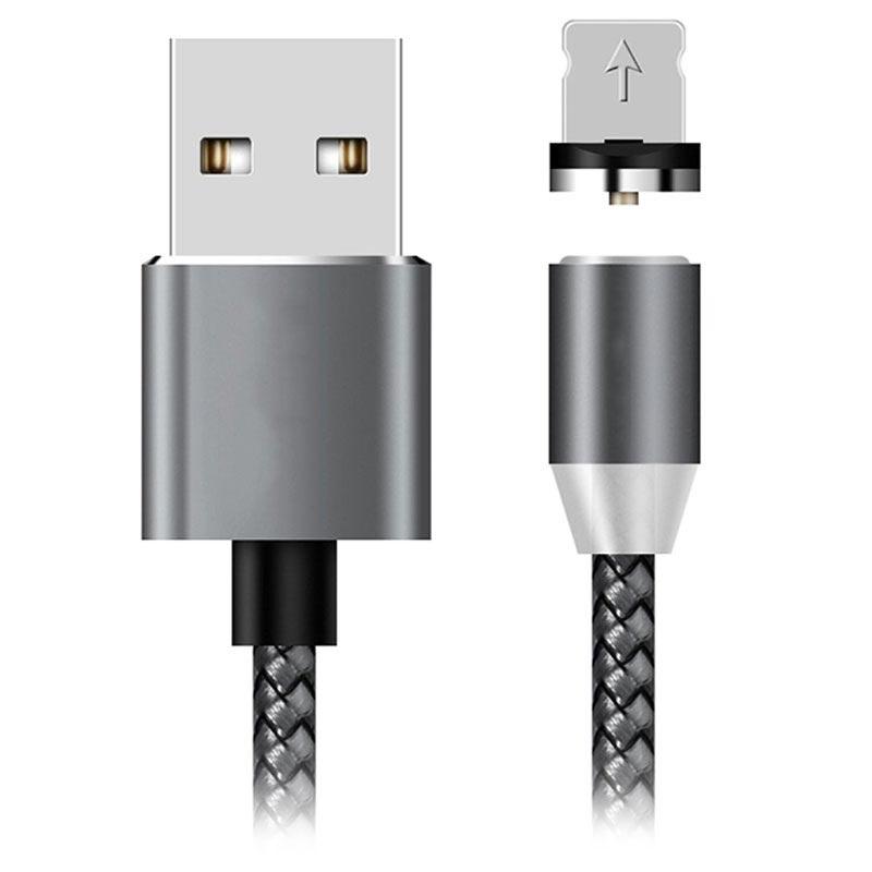 LED Magnetisch Lightning Oplaadkabel iPhone, iPad, iPod