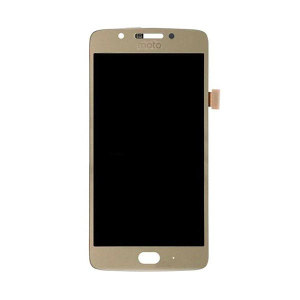 Motorola Moto G5 LCD Display - Goud
