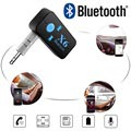 Multifunctionele Bluetooth 4.0 FM Transmitter X6 - Zwart