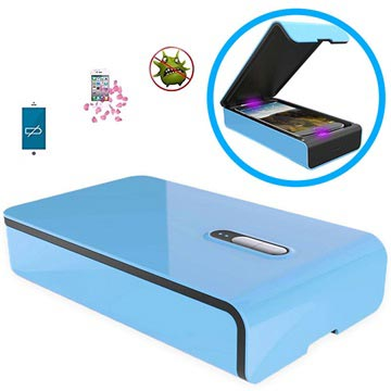Multifunctionele UV Smartphone Sterilizer