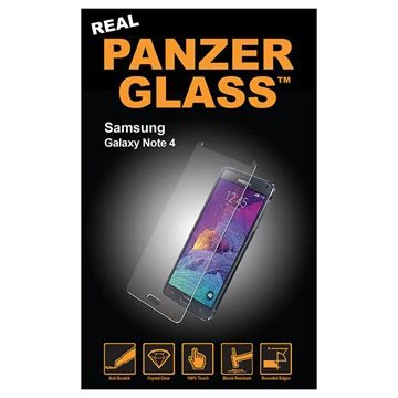 Samsung Galaxy Note 4 PanzerGlass Displayfolie