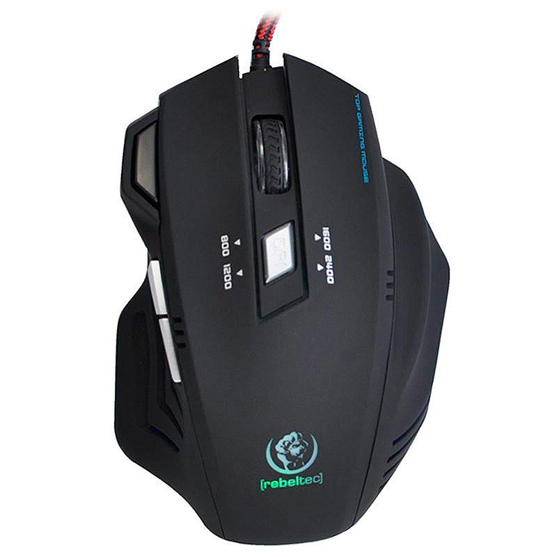 Rebeltec Punisher 2 Gaming Muis