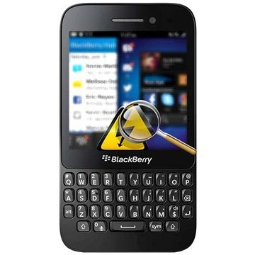 Blackberry Q5 Diagnose