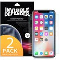 Ringke Invisible Defender iPhone X / iPhone XS Screenprotector