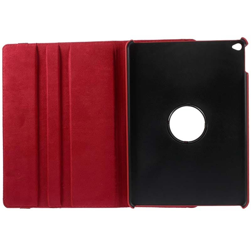 iPad Air 2 Rotary Tas - Rood