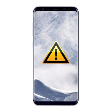 Samsung Galaxy S8+ Oplaad Connector Flexkabel Reparatie