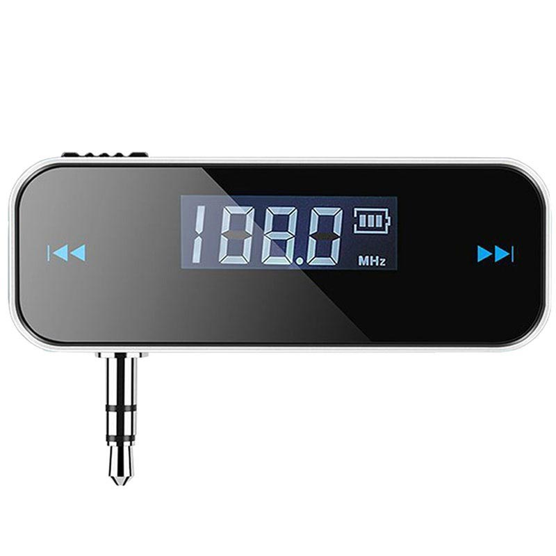 Universele 3.5mm FM Transmitter
