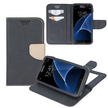 d2fa1502c71 Smart & Fancy Universele Smartphone Wallet Case - 5.5
